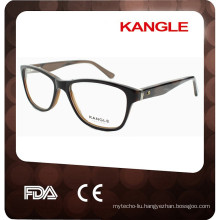 china 2017 wholesale acetate optical eyeglasses frame